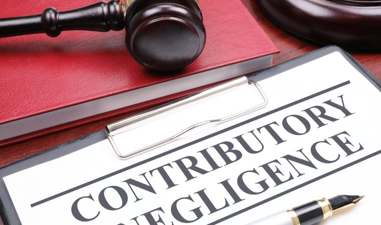 Contributory Negligence: A Defense Against a Charge of Negligence